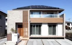 富士住建の注文住宅の画像