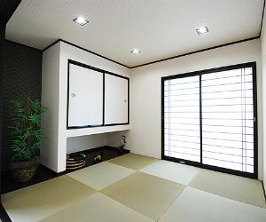 和室の施工事例